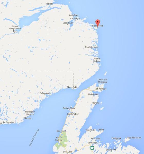 Black-tickle-map-Labrador 2016
